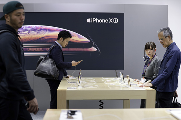 iPhone XR不受追捧,苹果拟补贴日本运营商降价销售
