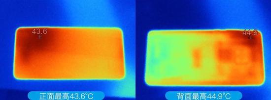 30分钟吃鸡后 手机温度依旧远低于iPhone XS