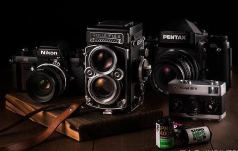 论胶卷相机和数码相机有什么不同,我总结了这3点!