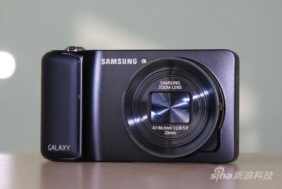 三星安卓4.1相机评测 数码相机智能化必将成为大势所趋