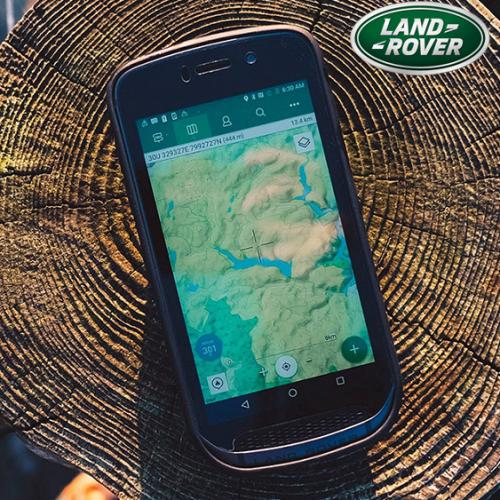 全新路虎Explore智能手机已经国内正式发布