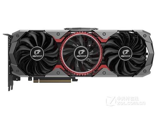 iGmae GeForce RTX 2080 Advanced OC灯效