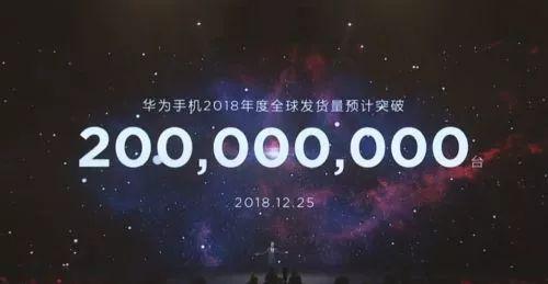 2019 年,华为有望成为全球第一大智能手机用户