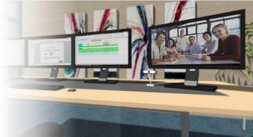 在选购办公电脑时大家会有着各种各样的需求比如稳定性、安全性、易维护、美观大方等