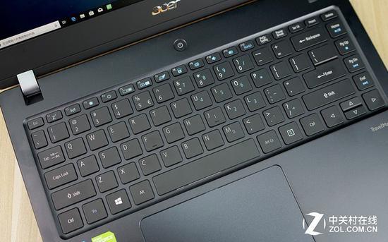 背光键盘手感舒适