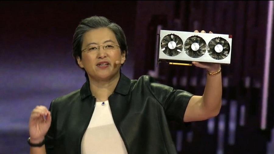 AMD:对英伟达的绝对反击