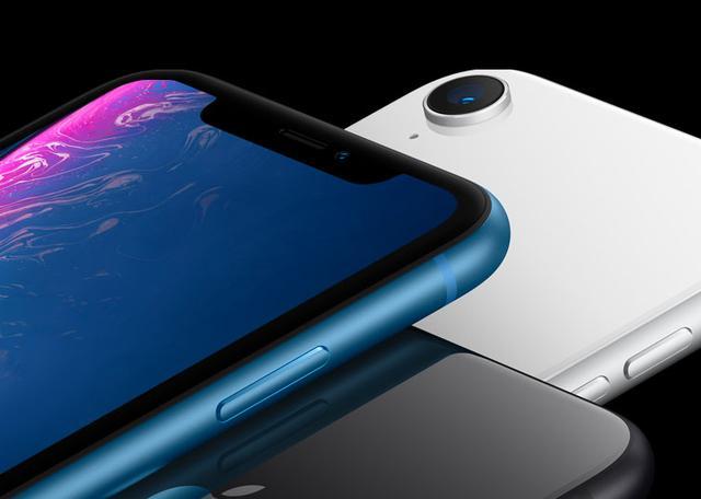 iPhone XR最低价为5549元,而iPhone 8价格则跌破4000元大关