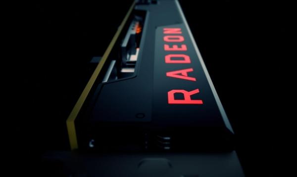 AMD日前发布的首款7nm工艺显卡Radeon VII