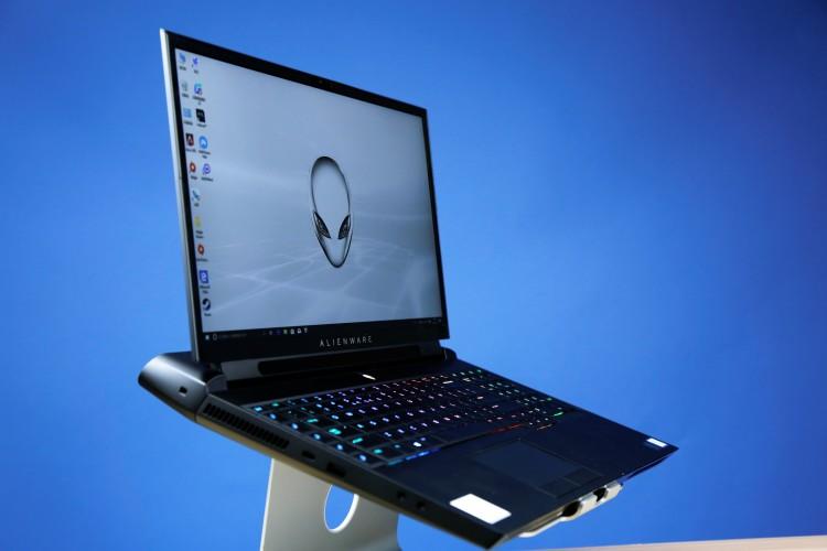 ALIENWARE带来了一台拥有全新LEGEND设计语言的笔记本电脑
