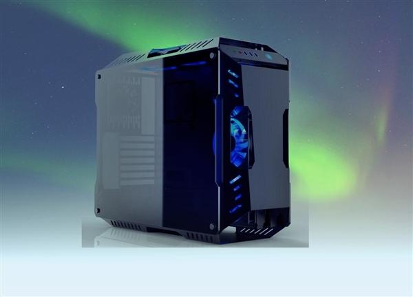 PC外设品牌Spire推出了一款全新的PC机箱