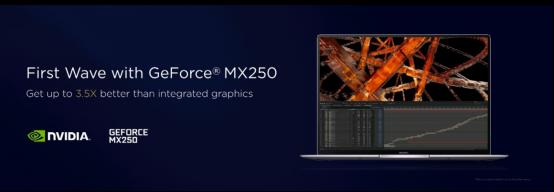 最新高性能MX250显卡专业办公游刃有余