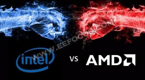 对于英特尔和AMD来说2018年都是极不寻常的一年尤其是在CPU市场上
