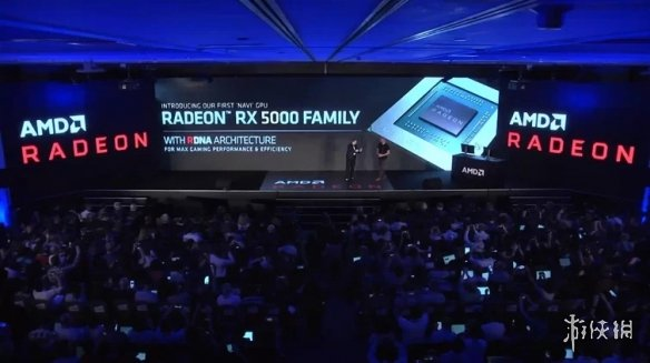 AMD在2019台北电脑展COMPUTEX展前新闻发布会上举行主题演讲