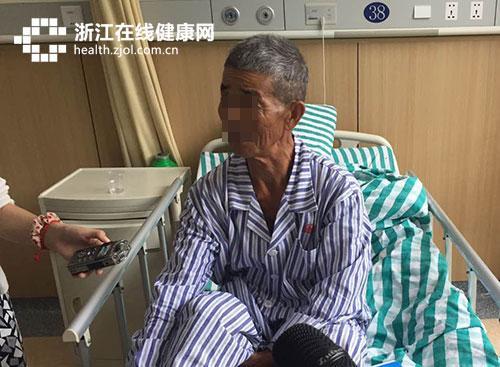 """72岁老太泥石流中救孕妇 """"剩一口气都救""""(图)"""