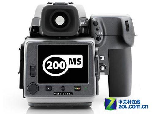 哈苏发布H4D-200MS