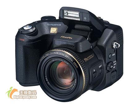 富士s9500相机拍照效果如何