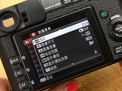富士 X-Pro 1 屏幕图