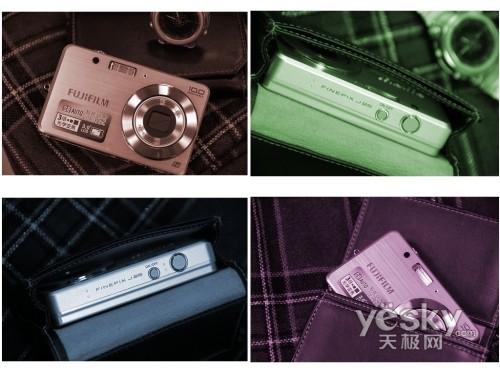 富士J25 数码相机 评测