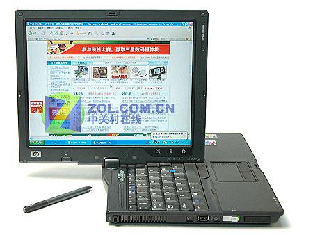 惠普tc4200笔记本全方位欣赏