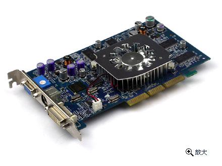 ti4200是nVIDIA的全球合作伙伴(AIC)之一