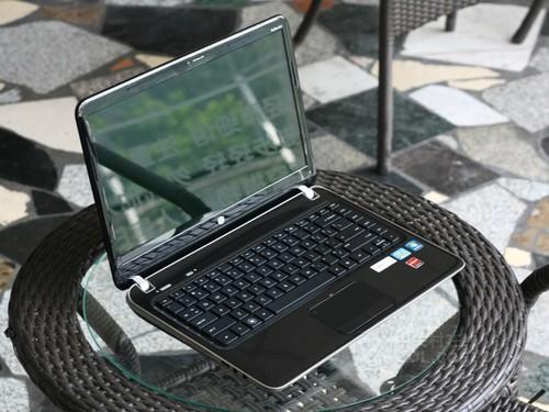 惠普dv4-3124tx笔记本采用主流的酷睿i3处理器