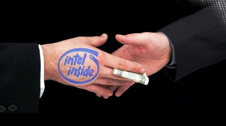 Intel为何每季度给NV6600万美元?