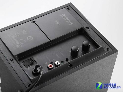 性价比装机推荐 漫步者R201V音箱简评