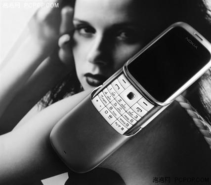 经典奢华的诺基亚8820e手机评测