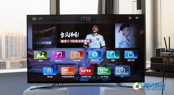 乐视50英寸智能电视S50评测:适合用不适合玩