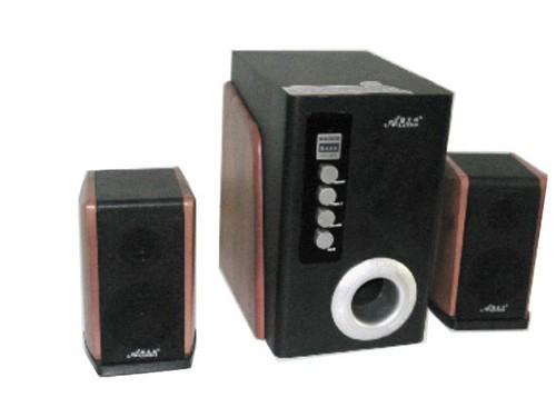 全木质独立高音 雅兰仕AL-A8音箱简评