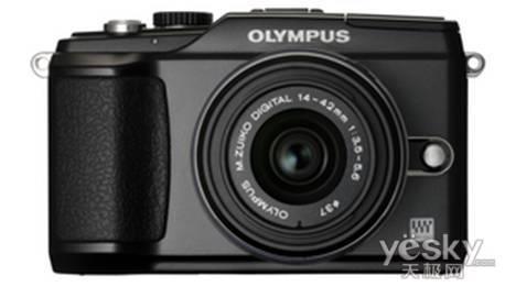 奥林巴斯e-pl2相机介绍
