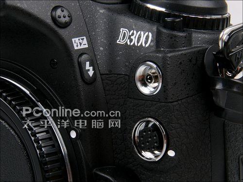 尼康D90 D80 D300外观对比