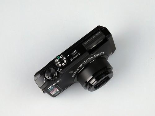1210万像素10倍光学变焦 尼康S8100评测