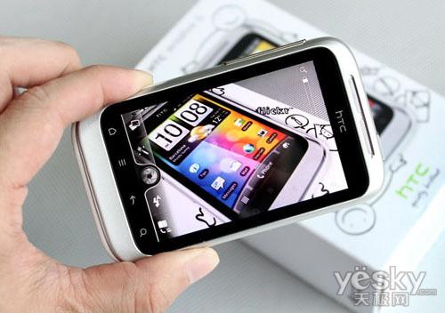 图为:HTC A510e 手机