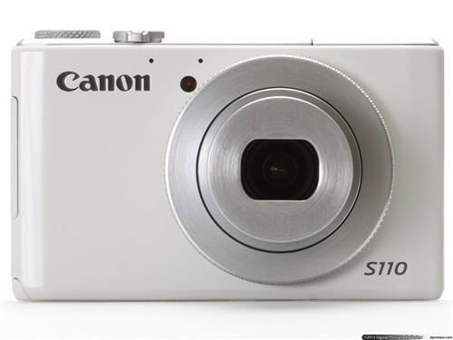 佳能S110数码相机